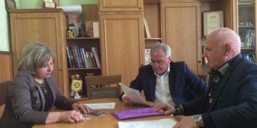 У Коломиї відбувся виїзний прийом у першого заступника голови Івано-Франківської ОДА Марії Савки