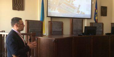 Містобудівна рада розглядала проект реконструкції середмістя Коломиї. ФОТО