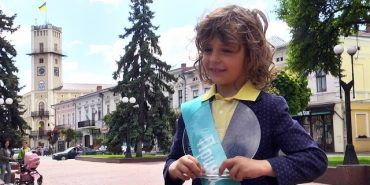"""Марк Петрук з Коломиї здобув нагороду """"Принц країни"""". ВІДЕО"""