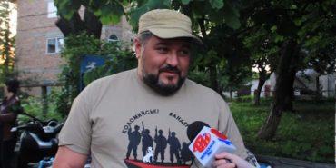 Після двох років служби в АТО до Коломиї повернулися військові-контрактники. ВІДЕО