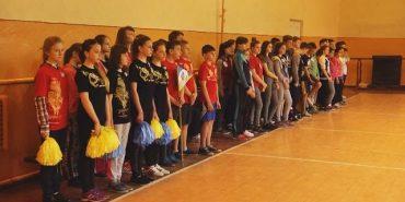 """""""Молодь проти злочинності"""": у Коломиї відбулася спартакіада між школярами. ВІДЕО"""