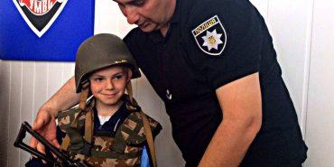 У Коломийському відділі поліції відбувся День відкритих дверей. ФОТО