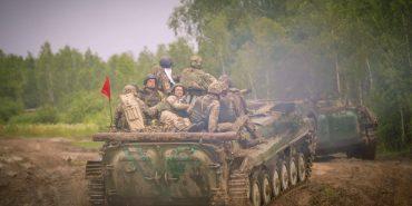 Один день навчань: як тренуються бійці 10-ої окремої гірсько-штурмової бригади, яка дислокується у Коломиї. ФОТОРЕПОРТАЖ
