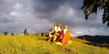 У Карпатах живуть буддистські монахи. ВІДЕО