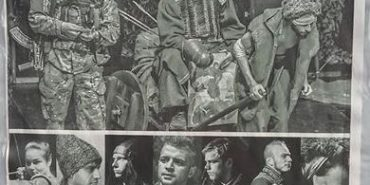 """Цієї неділі в театрі в Коломиї покажуть """"Посттравматичну рапсодію"""" Корчинського. АНОНС"""