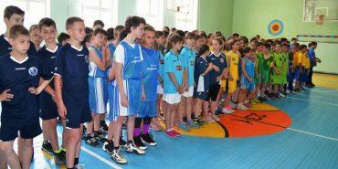 Юні баскетболісти з Коломиї стали чемпіонами області. ФОТО