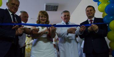 У Коломийській ЦРЛ відкрили відремонтоване ЛОР-відділення. ФОТОРЕПОРТАЖ