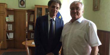 Коломию відвідав Надзвичайний і Повноважний посол Ізраїлю в Україні. ФОТО