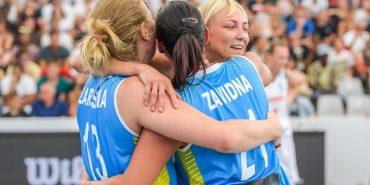 Збірна України з баскетболу під орудою тренера з Прикарпаття стала третьою на світовому чемпіонаті. ФОТО