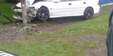 На Франківщині скутер врізався у вантажівку, водій загинув