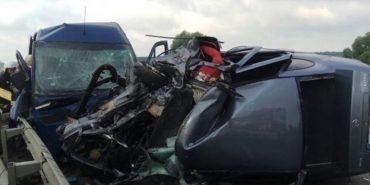 У смертельну аварію на Львівщині потрапив автобус із прикарпатськими заробітчанами. ВІДЕО