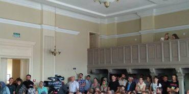 У Коломиї відбулася перша зустріч конфесій та громадськості щодо Благовіщенської церкви. ФОТО