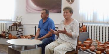 У Музеї народного мистецтва відбулася лекція, присвячена багатовіковим традиціям гончарної Коломиї