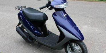 На Коломийщині син разом з батьком вкрали скутер