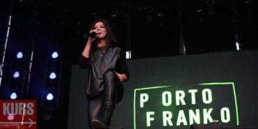 Руслана відкрила головну сцену фестивалю Porto Franko. ФОТО+ВІДЕО