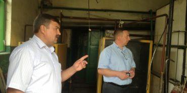 Обласні чиновники перевірили роботу будинку-інтернату в Коломиї. ФОТО