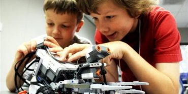 На Франківщині відкрили лабораторію робототехніки