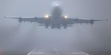 У Львові через сильний буревій не міг приземлитися літак з Туреччини