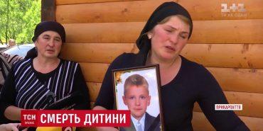 Деталі смертельної ДТП: рідні шукали хлопчика, якого збив військовий і заховав у кущах, по лікарнях Коломиї і Делятина. ВІДЕО