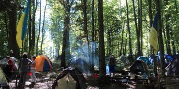 """На Коломийщині створили туристично-краєзнавчий табір """"Патріот"""""""
