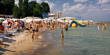 В Україні лише половина пляжів придатна для купання