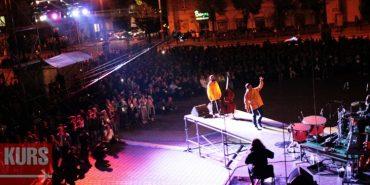 Porto Franko відкрито: драмтеатр перетворився на корабель, а у Палаці Потоцьких палили еротичні фотографії. ФОТО