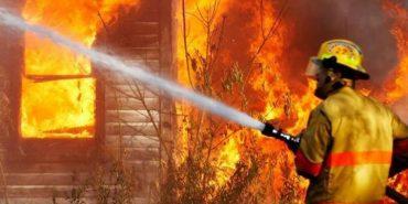 На Коломийщині у пожежі загинув чоловік
