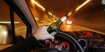 За минулу добу на Прикарпатті впіймали 10 нетверезих водіїв