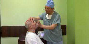 Унікальні офтальмологічні операції тепер можна зробити в Коломиї. ВІДЕО