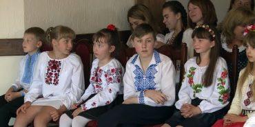 Діти з особливими потребами Коломийщини взяли участь у фестивалі талантів. ВІДЕО