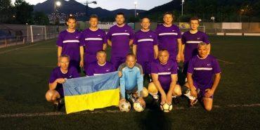Коломияни успішно виступили на престижному футбольному турнірі в Іспанії. ВІДЕО