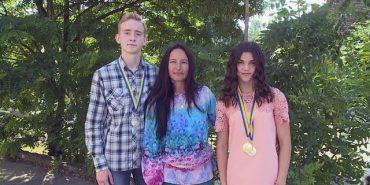 Коломийські легкоатлети привезли з Чемпіонату України золоту та дві срібні медалі. ВІДЕО