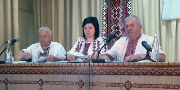Петро Книшук заспівав. ВІДЕО