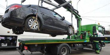 Штрафи за неправильне паркування зможуть залишати на лобовому склі авто