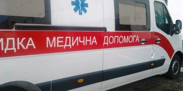 Чергова ДТП на Франківщині: внаслідок зіткнення автомобілів в реанімацію потрапила 10-річна дитина