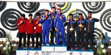 Спортсмен з Прикарпаття разом з командою встановив світовий рекорд на чемпіонаті світу у Німеччині