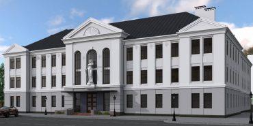 У Коломиї відбулася презентація проекту нового приміщення міськрайонного суду. ФОТО