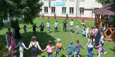 """У Коломиї розпочав роботу літній дитячий табір """"Сад Талантів"""". ФОТО"""