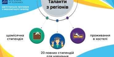 Київська школа економіки запрошує на безкоштовне навчання студентів з регіонів України