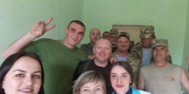 Понад 150 військовослужбовців 10-ї окремої гірсько-штурмової бригади, яка дислокується у Коломиї, вакцинувалися від дифтерії і правця. ФОТО