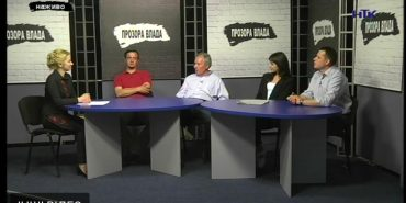 Журналісти у прямому ефірі про свободу слова у Коломиї та реакцію влади на критику. ВІДЕО