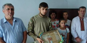 У прикарпатському селі придбали будинок для добровольця АТО