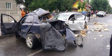 Одним з учасників жахливої ДТП на Прикарпатті, яка трапилася зранку, є директор Бурштинської ТЕС. ФОТО