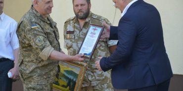 Військовий госпіталь в Коломиї відзначив першу річницю. ФОТО