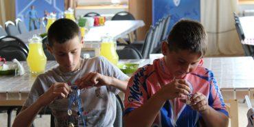 """На Коломийщині другий рік працює соціальний табір """"Camp Willow Park"""". ФОТО"""