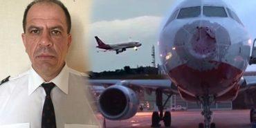 В аеропорту Стамбула стоячи аплодували українському пілоту, який посадив аварійний літак під час грози. ВІДЕО