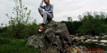 50 мішків сміття за 2 дні – як школярка самотужки прибрала півострів на Вінничині