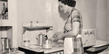 Жінці не можна багато часу перебувати біля кухонної плити, – вчені