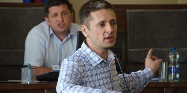 Через критику влади з виконкому виключили Володимира Пака, а мешканці Валової проти перекриття вулиці