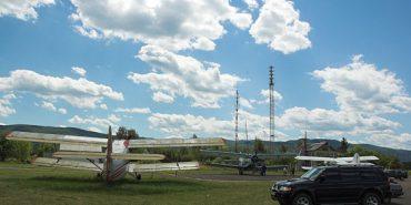 На Прикарпатті відновлюють два аеропорти та запланували будівництво вертолітних майданчиків